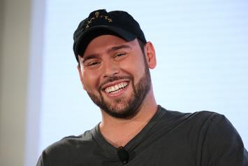 """Scooter Braun Hops On Justin Bieber's Live To Show """"Voter Suppression"""" In Georgia"""