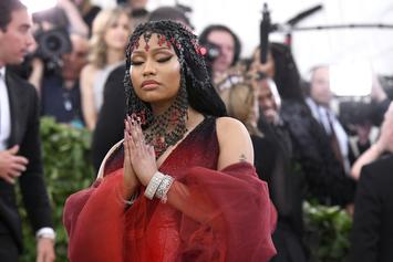 Nicki Minaj Dragged Severely For Tekashi 6ix9ine Collab