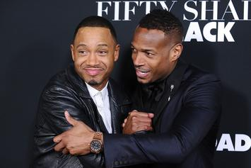 Terrence J Argues With Marlon Wayans About His Family Owing Their Fame To Nepotism
