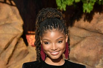 "Halle Bailey Recalls Dealing With Racism Following ""The Little Mermaid"" Casting"