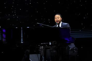 "John Legend Reveals ""Bigger Love"" Cover Art & Tracklist"