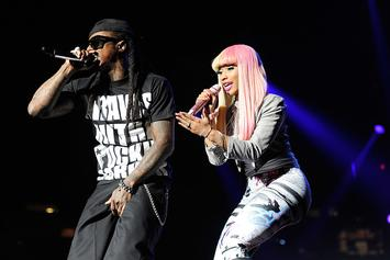 "Nicki Minaj To Guest On Lil Wayne's ""Young Money Radio"""