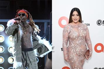 Lil Wayne Rumoured To Be Dating Savage x Fenty Model Denise Bidot