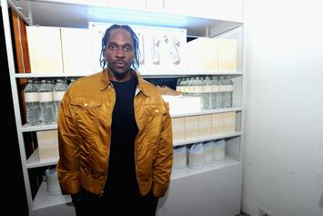 Pusha-T Fans React To His Son's Cocaine-Referencing Middle Name
