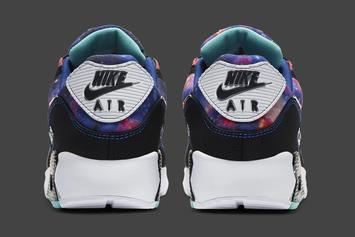 "Nike Air Max 90 ""Supernova"" Unveiled: Release Date"