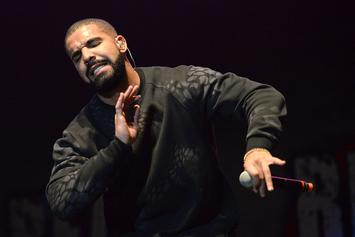 """Drake's """"Album Mode"""" Continues With Bass-Heavy Banger"""