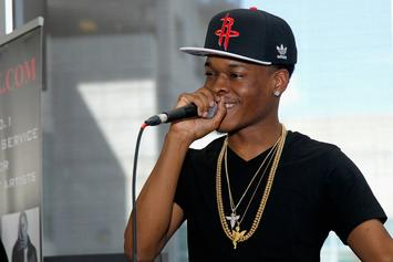 Hurricane Chris Charged With Second-Degree Murder