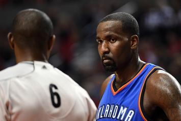 Kendrick Perkins Accuses Skip Bayless Of Stalking Him