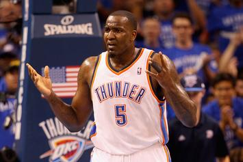 "Kendrick Perkins Passionately Responds To KD Calling Him A ""Sell Out"""