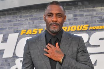 Idris Elba Hilariously Responds To Juneteenth T-Shirt Backlash