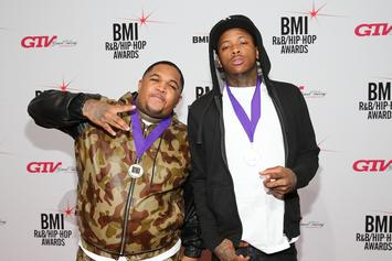 YG & Mustard Deliver $100,000 Worth Of Free Meals To L.A. Residents