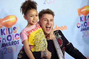 "Machine Gun Kelly's Little Girl Is Getting So Big: ""Stop Growing Up So Fast"""