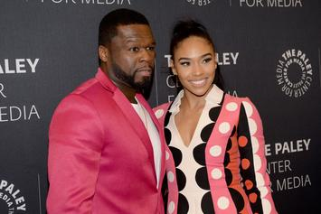 """50 Cent Trolls His Girlfriend Cuban Link: """"Cut It Out Right Now!"""""""
