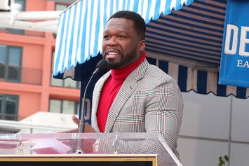 """50 Cent On Talking To His 7-Year-Old About BLM Protests: """"They're Delicate"""""""