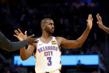 Chris Paul Reveals Protesting Intentions Among NBA Players