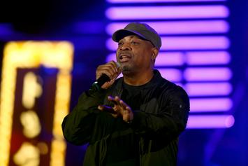 """Chuck D, Nas, YG & More Perform """"Fight The Power"""" On BET Awards"""