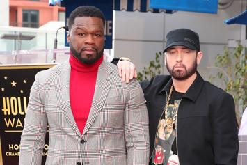 50 Cent Says Eminem Is The Best Rapper In The World