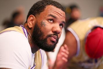 "The Game Explains Social Media Absence, Says He's Had A ""Rough Few Days"""