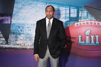 Stephen A. Smith Claims Washington Will 100% Change Team Name