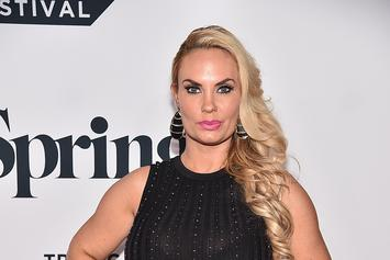 "Coco Austin's Family ""Falling Apart"" As Her Dad Battles COVID-19"