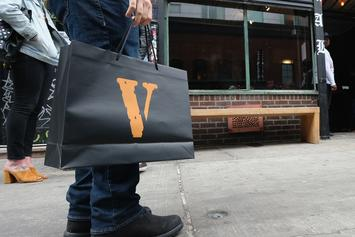 VLONE Accused Of Plagiarizing Pop Smoke Merch From April Skateboards