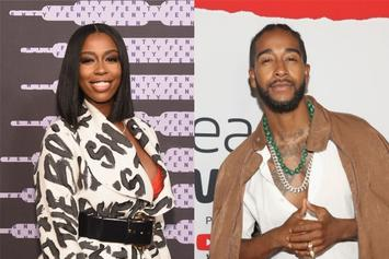 Kash Doll Wants Us To Believe She & Omarion Are Engaged