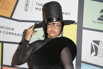 "Erykah Badu Lists Her ""P*ssy"" Power, It Will ""Put You On The Forbes List"""