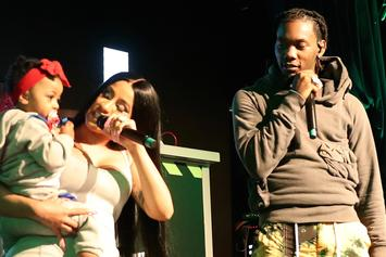 Cardi B & Offset Celebrate Daughter Kulture On Her 2nd Birthday
