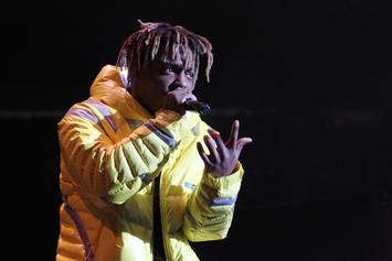"""Juice WRLD's """"Legends Never Die"""" First Week Sales Projections Revealed"""