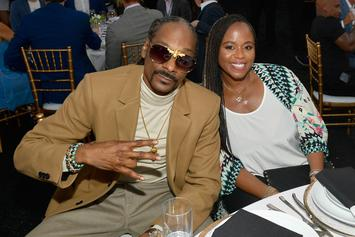 "Snoop Dogg Apologizes To Wife For ""F*ckin' 'Round With That Lame B*tch"""