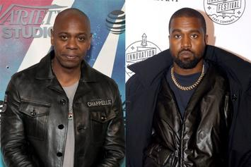 Dave Chappelle Checks On Kanye West In Wyoming: Watch