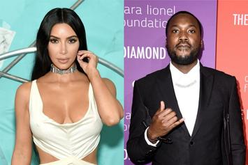 Kim Kardashian & Meek Mill's Meeting Detailed Following Kanye West's Tweets