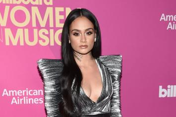 Kehlani Claps Back At Critics Of Her Physical Appearance & Tattoos