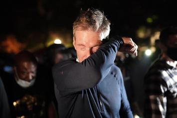 Portland Mayor Tear-Gassed While Protesting Police Brutality