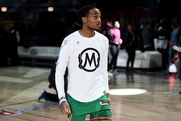 Quavo Delivers Hot Take On Watching The NBA Without Fans