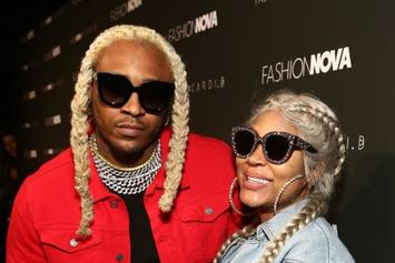 """Lyrica Anderson Declares She """"Wants OUT"""" Marriage During Ari Fletcher's Live"""