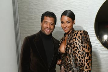 Ciara Gives Birth To Her Baby Boy: Watch Her Sing To Him