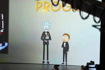 """Rick & Morty"" Debuts Amazing New Anime Short"
