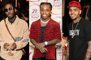 "Jacquees, Chris Brown & Brent Faiyaz Highlight This Week's ""R&B Season"" Playlist"