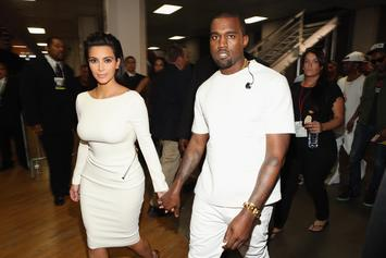 Kim Kardashian Heads To Wyoming To Visit Kanye West Following Apology