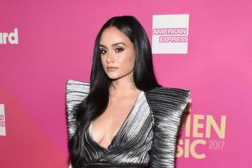 "Kehlani Has A Message: ""I Stand With Women, Believe Women, & I Love My Friends"""