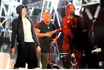 Snoop Dogg Praises Eminem After Saying He's Not In His Top 10