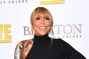 "Tamar Braxton Refutes Claim That WeTV Cut Ties With Her: ""Lies!"""