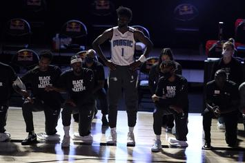 Jonathan Isaac Explains Decision To Not Support Black Lives Matter