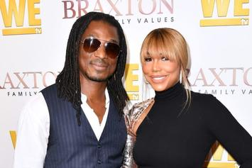 "Tamar Braxton Reveals She's Engaged To David Adefeso, Debunks ""Controlling"" Rumors"