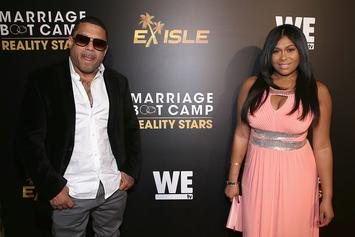 Benzino Arrested After Jealous Incident With Althea