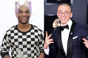 Charlamagne Tha God Fires Back At Logic Over Rape & Homophobia Questions