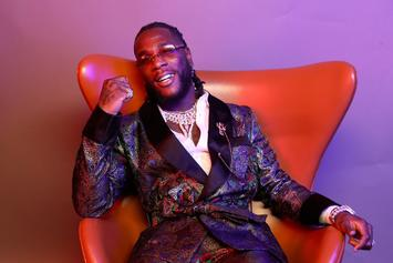 Burna Boy's New Album Is Executive Produced By Diddy