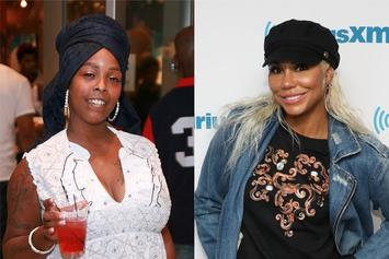 Khia Accuses Tamar Braxton Of Faking Her Suicide Attempt