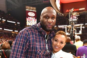 "Lamar Odom's Fiancé Sabrina Parr Says ""It's Hard"" For His Kids ""To Accept Anyone"""